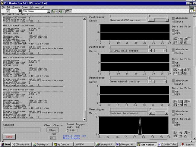 serial port logging software